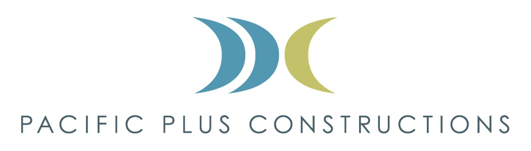 Pacific Plus Constructions logo